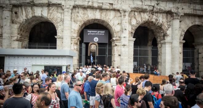 """Colosseo, Tempesta: """"Chiusura è danno a immagine Roma, ma serve soluzione per lavoratori"""""""